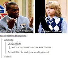 Suite Life of Zack and Cody on Losing Women ft. Mr.Mosby
