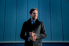 Henrik Lundqvist Hockeys God of Fashion