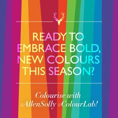 #AllenSolly #ColourLab