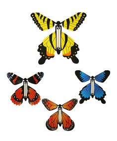 Look at this Wind-Up Butterfly Toy - Set of 12 on #zulily today!