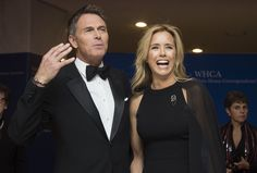 Téa Leoni & Tim Daly Make Red Carpet Debut as a Couple, at White House Correspondents' Dinner—See Pic!