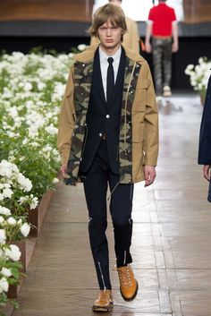 Dior Homme Spring 2016 Collection