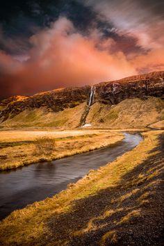 Near Eyjafjallajökull, Iceland