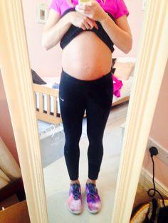 Baby Bump Week 28 - 10st 7lb