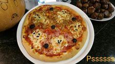 La cocina de Pssssss: PIZZA DE HALLOWEEN EN THERMOMIX ®