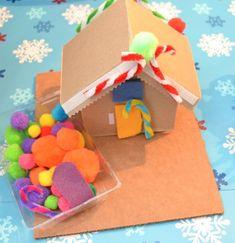 Let's Play Santa's Workshop -- Activiites for Little Elves!