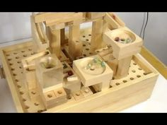 Marble machine construction set. I wish I had one when I was younger...I want one now!