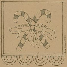 Sheep Blanket Series - December - Punch Needle Pattern<br>Buttermilk Basin