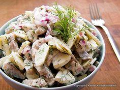 Kleiner Kuriositätenladen: Anti-Kater-Salat