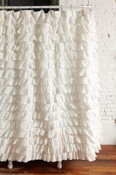 Fabulous Shower Curtain #bathroom #shower #curtain