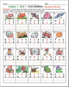56 Free Phonics Worksheets and Phonemic Awareness Activities