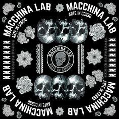 Bandana @macchinalab www.macchina-lab.com.br