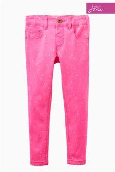 Pink Little Joule Linnet Star Jean