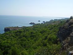 """Yailata is a national archaeological reserve on the Bulgarian seaside, famous for its 101 cave """"apartments"""" from the 5th century B.C and an early-Byzantine stronghold from the late 5th century A.D."""