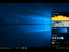 Microsoft's new Windows 10 beta brings Windows Ink, a better Start Menu, and more / Apr 22 '16