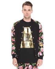 Joyrich - Angelic Rich Floral Athletic Jacket