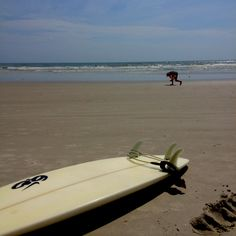 Surfing NSB.