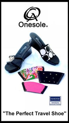"CLOSE OUT Onesole Interchangeable Shoe /""TOPS/"" United We Stand"