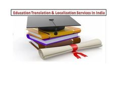 Educational #Translation & #Localization Services In India ~ https://goo.gl/5OwmO7 Please courtesy: https://twitter.com/BhashaBharati #Translation #Localization