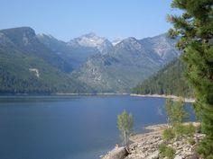 Lake Como, Montana
