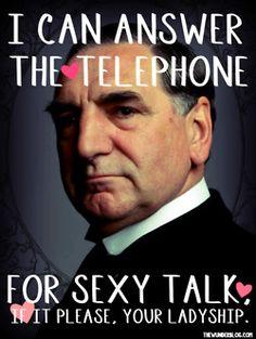 NSFW Downton Valentine!