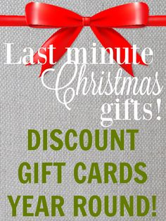 little known secret you can indeed get gift cards on sale sometimes up to off use this tip year round not just at christmas time to save big on easy - Christmas Gift Card Deals