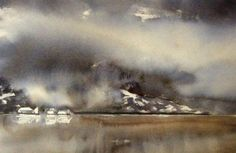 """Inverno norvegese"" by Angelo Gilardoni, 2008"