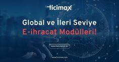 #Yurtdışı pazarında başarılı olmanızı sağlayacak Global&ileri seviye #eticaret modülleri #Ticimax altyapısında! www.ticimax.com  #eticaret #sanalmağaza #eticaretsitesi #onlinesatış #ecommerce #mobilticaret #satışsitesi #ticimax