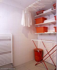 Rozplanowanie pomieszczeń gospodarczych w domu. Kotłownia, pralnia, spiżarnia