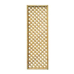 Grange Highgrove Square Trellis panel - B&Q for all your home and garden supplies and advice on all the latest DIY trends Trellis Panels, Small Front Yard Landscaping, Forest Garden, Wooden Planters, Garden Trellis, Diy Pergola, Garden Supplies, Outdoor Gardens, Home And Garden