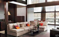 Giorgio Armani House | New Home Interior Design: At Home with Giorgio Armani in Switzerland