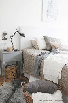 Echte winterse slaapkamers! | Wooninspiratie