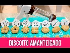 (59) BISCOITINHO AMANTEIGADO QUE DERRETE NA BOCA - Isamara Amâncio - YouTube
