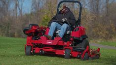 Toros new Z Master 96 cutting deck will help you get the job done in less time. Its folding deck wings measuring at when folded will help you get packed up and on to your next job in less time. Best Zero Turn Mower, Zero Turn Lawn Mowers, Landscaping Equipment, Lawn Equipment, Toro Mowers, Toro Lawn Mower, Lawn Mower Tractor, Save Fuel, Fifth Wheel Trailers