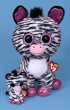 acebad004ec Izzt (large) and regular size Giant Beanie Boos