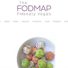 Have you checked out http://ift.tt/1QWX3LH yet?!   If you love my Instagram and Facebook and would like to learn more about using plant-based foods throughout your low FODMAP journey then look no further!  The website contains a HEAP of free resources including: - Informative articles   - Free exercise and kitchen equipment guides   - A lit of high and low FODMAP foods   - A snapshot of what's in my FODMAP Friendly Vegan  kitchen   - A printable low FODMAP shopping list and Food/Symptoms…