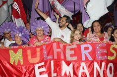 Caminhada das Mulheres com #Elmano13doPT