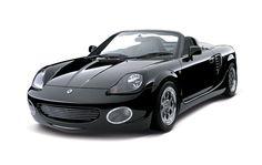 Mr2 Car, Mr 2, Toyota Mr2, Car Ins, Black Metal, Exotic Cars, Cars And Motorcycles, Convertible, Honda