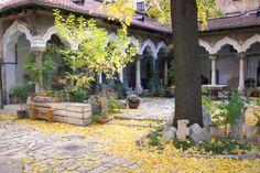 Stavropoleos Monastery- Bukarest,Romania