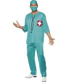 Faschingskostüm Arzt