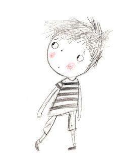 Laura Hughes Illustrator: The Eyes Have It
