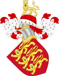 Coat of arms of Early Kings of England
