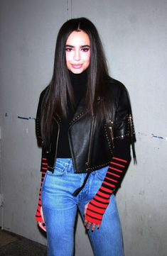 Sofia Carson - Seen At TRL to talk about her new single 'Ins and Out' Dove Cameron, The Descendants, Anne Mcclain, Cameron Boyce, Monique Lhuillier, Sophia Carson, Youtuber, Wattpad, Celebs