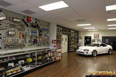 audi auto parts showroom - Google Search