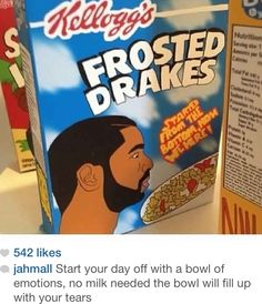 Frosted Drakes
