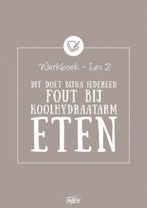 Werkboek - Les 2 DEF