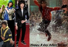 Dancing star of Step up movies- Adam Sevani is celebrating his birthday today.  Wishing him a very HAPPY BIRTHDAY.