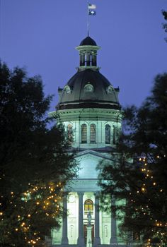 State Capitol, Columbia, South Carolina,