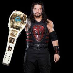 ROMAN REIGNS IC Champ 11/20/2017