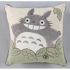 Totoro Alex would need this with the comforter.